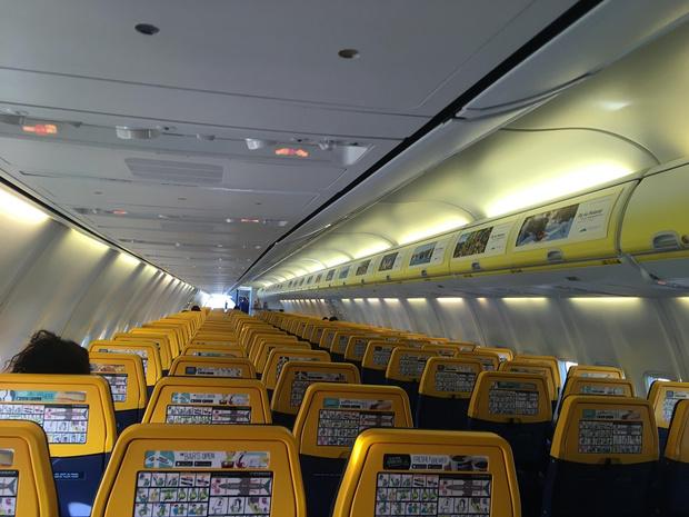 A Charleroi, les derniers vols décollent complètement vides (photos)