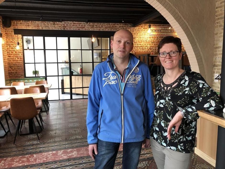 Café In Den Engel in Vleteren opent weer de deuren, mét frituur