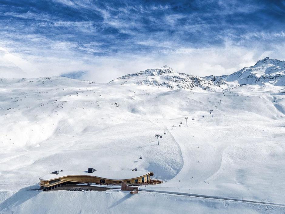 In dit Oostenrijks skioord komen de locals zelf skiën