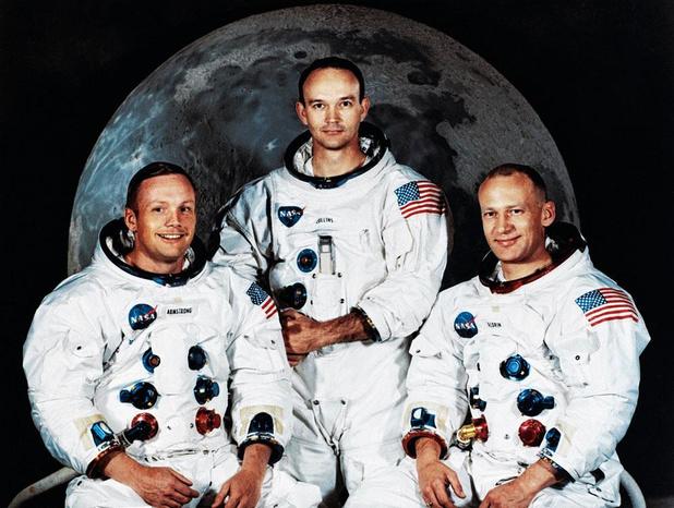 Les astronautes d'Apollo 11 ont décollé il y a 50 ans mardi