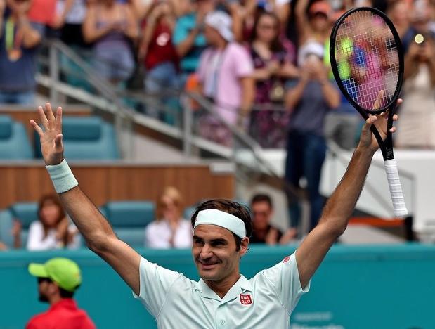 Roger Federer, la jeunesse éternelle?