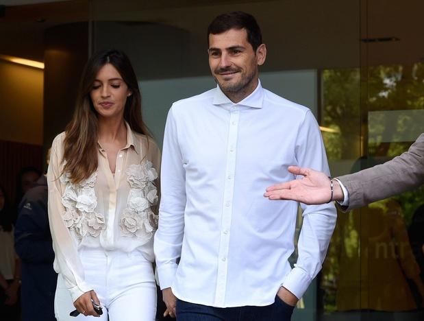 Casillas quitte l'hôpital et avoue que son avenir est incertain
