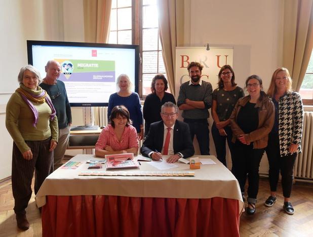 'Allemaal Mensen Brugge' biedt verbindende activiteiten rond integratie en diversiteit