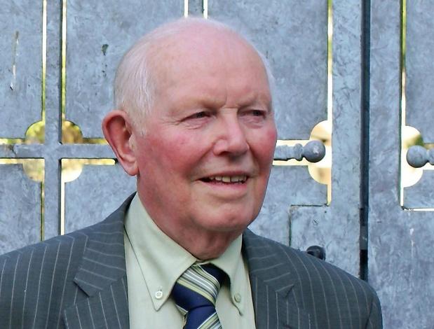 Kuurnse erepolitiecommissaris Georges Verhaeghe overleden