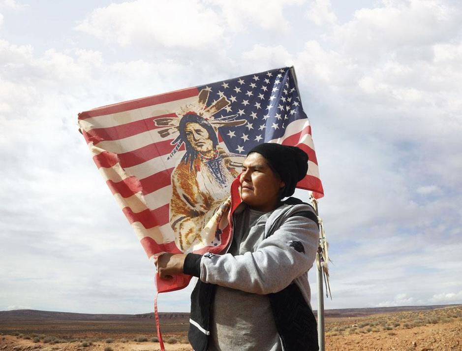 President van de Navajo-indianen in de VS: 'Wij lijken alleen te bestaan in het verleden'