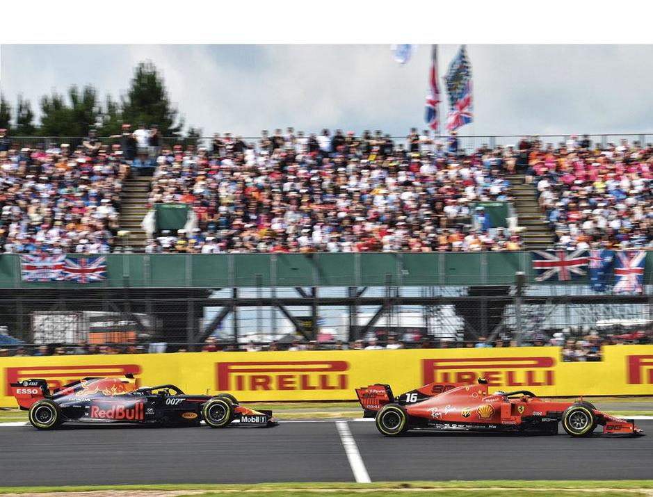 F1 van Spa-Francorchamps: uitkijken naar jonge geweld van Verstappen en Leclerc