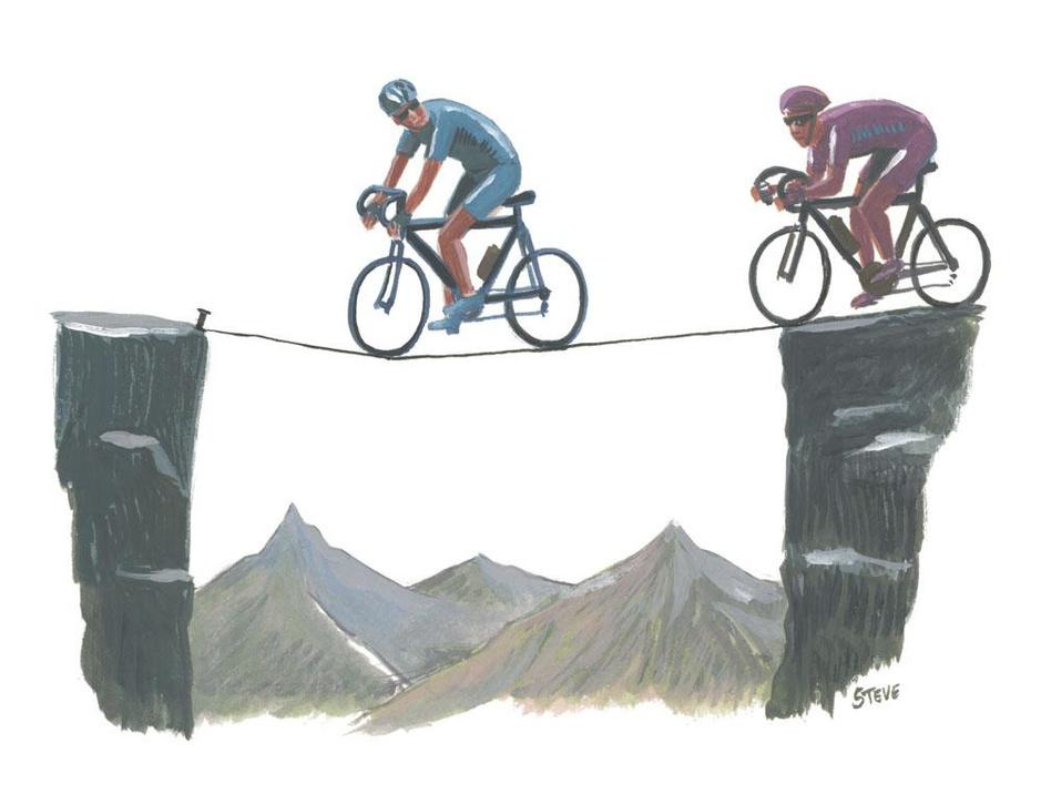 Factcheck: 'Wielrennen is de gevaarlijkste aller sporten'