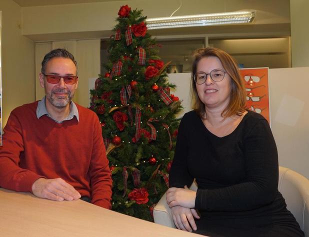 Optiek Casteur helpt kleurenblinden met bijzondere bril