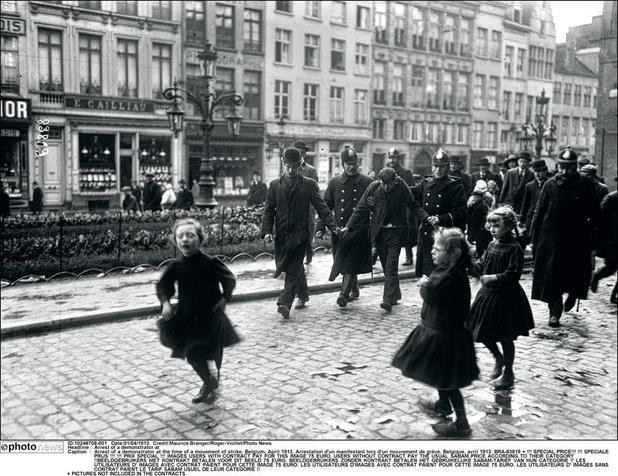 24 avril 1913 : la gauche belge ne sera pas révolutionnaire