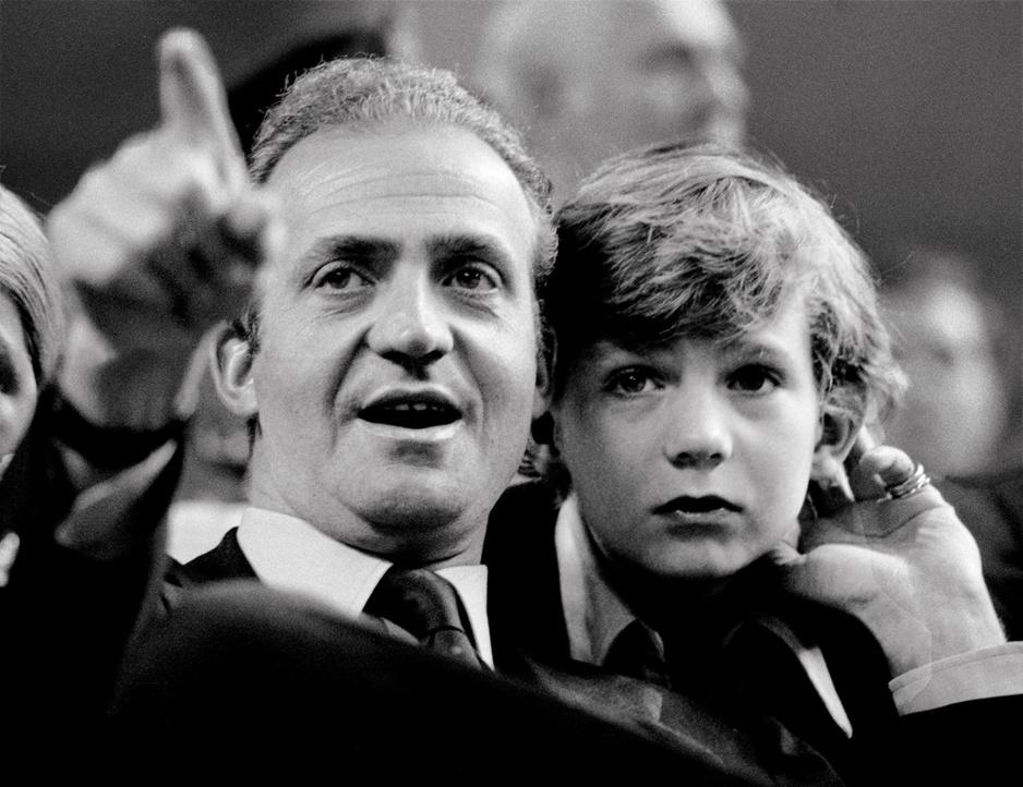 Juan Carlos Ier, le monarque à la vie de roman (en images)