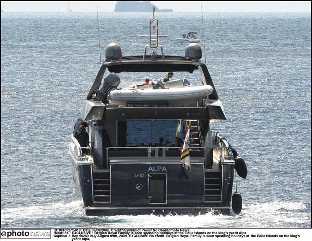 """Yacht royal, """"gratuit"""" pour l'Etat"""