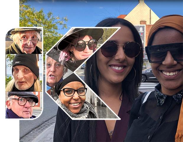 """Khadija Ait Bazene en Chaimae El Massaoul: """"Wie droomt van een betere wereld, begint beter bij zichzelf"""""""