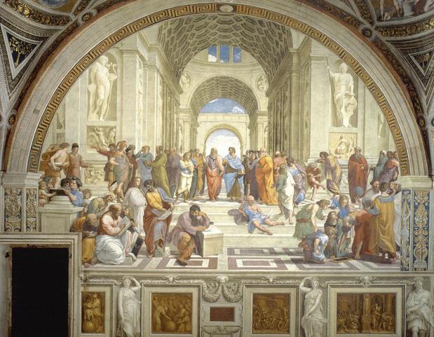 """Le peintre Raphaël serait mort d'une """"maladie de type coronavirus"""" et non de la syphilis"""