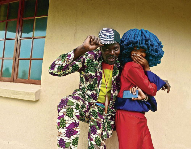 'Egoli' van Africa Express: Damon Albarn laat de locals de show stelen