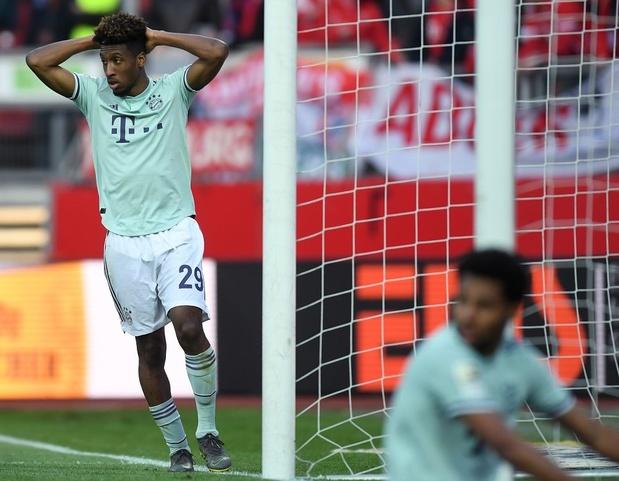 Le Bayern remet Dortmund dans la course au titre