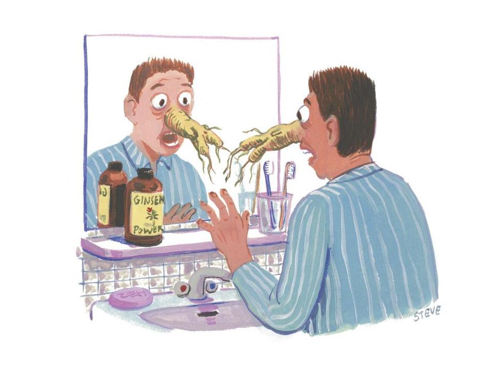 Factcheck: 'Ginseng helpt tegen stress'