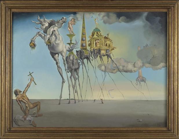 Expo: Dali en Magritte, iconen van het surrealisme