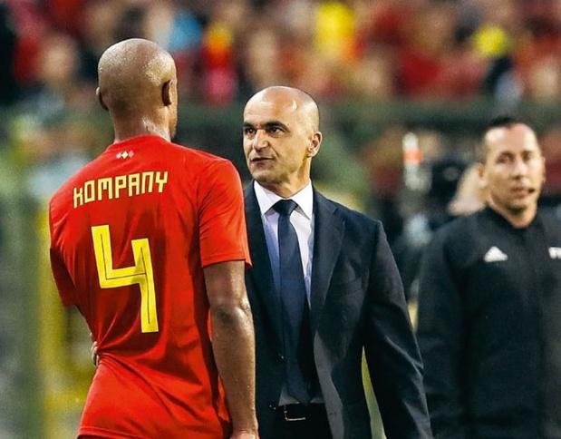 Kompany kiest voor Guardiola en Martinez in galamatch