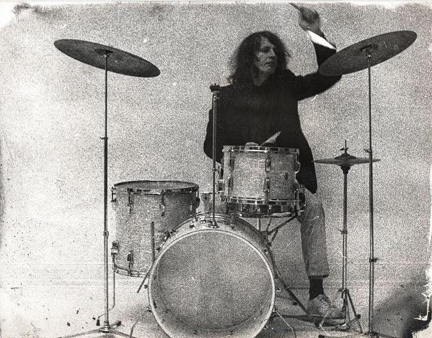 Klaus Dinger, aux avant-postes de la techno