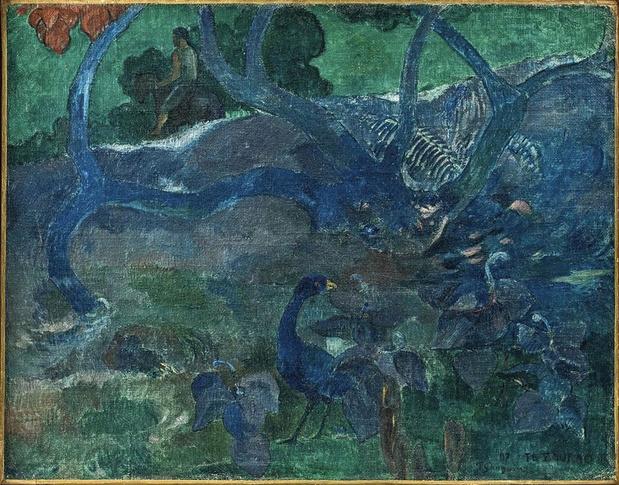 Gauguin, du privé au public