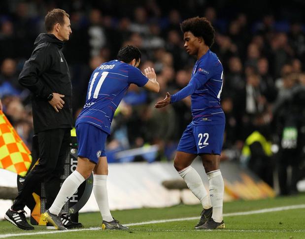 Après Willian, Pedro confirme également ses adieux à Chelsea