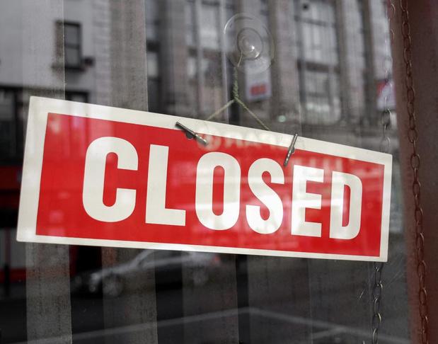 Stijging faillissementen: West-Vlaanderen doet het minst slecht