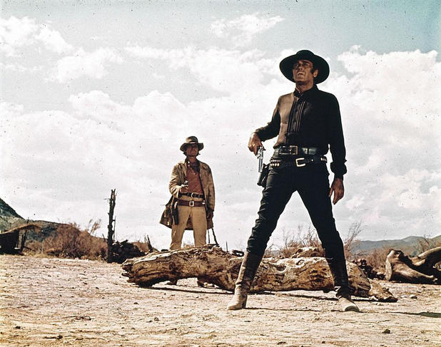 Tv-tip: 'Once upon a Time in the West', nog altijd een magistrale spaghettiwestern