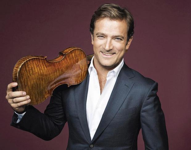 Gezicht van Belgische vioolwereld