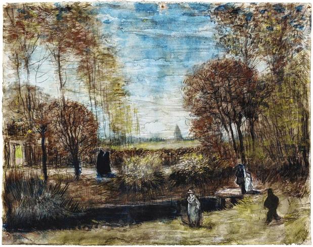 Vincent, Henri, Camille, Paul et les autres