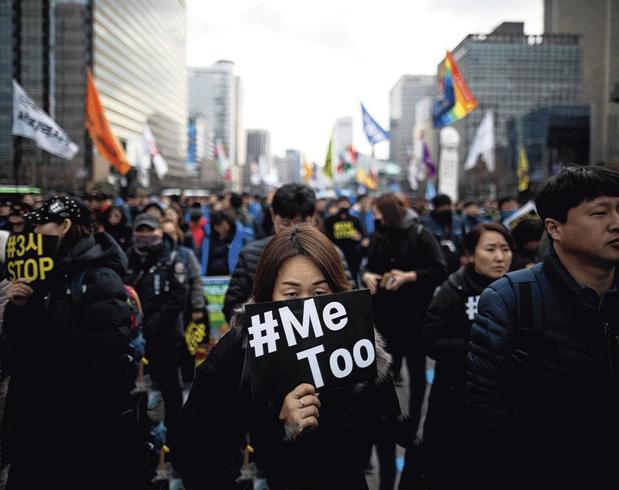 Comment la Corée du Sud est agitée depuis des mois par une révolution féministe