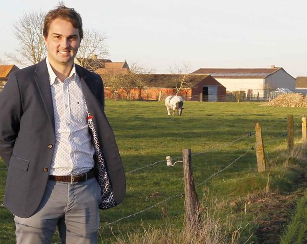 Koekelare is grootste landbouwgemeente van West-Vlaanderen