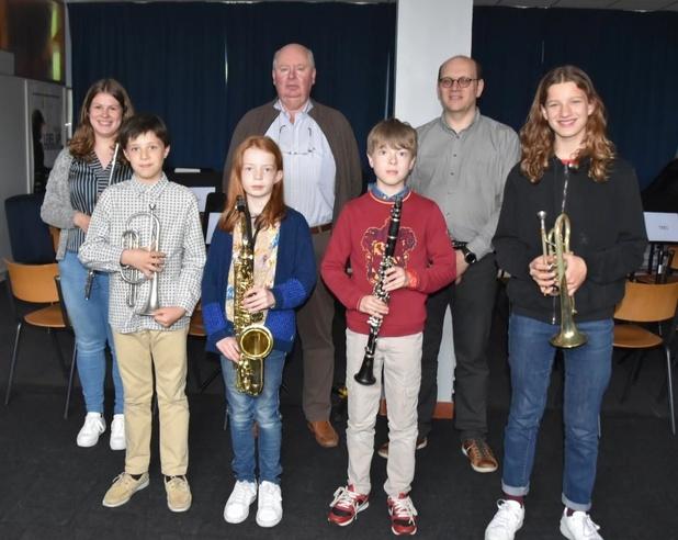 Muziekvereniging Sint-Jan start met een jeugdorkest