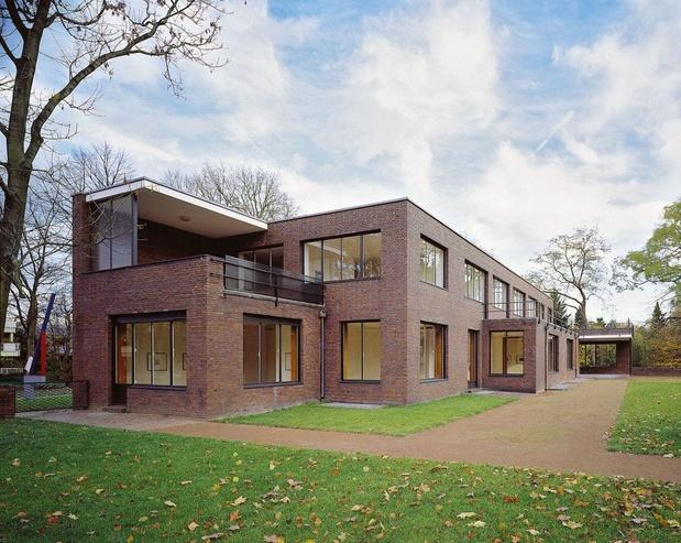 Le Bauhaus en Allemagne de l'Ouest: Retour aux racines