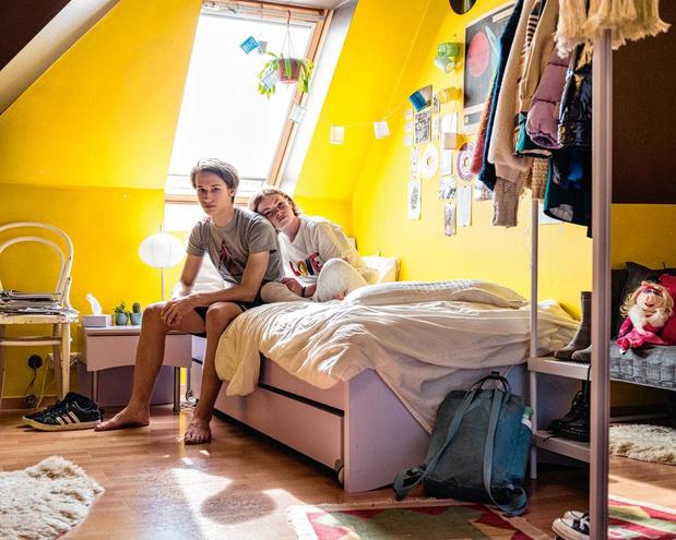 Tussen de lakens bij tieners Estée en Rens: 'Mijn ouders vinden dat ik te snel ga'