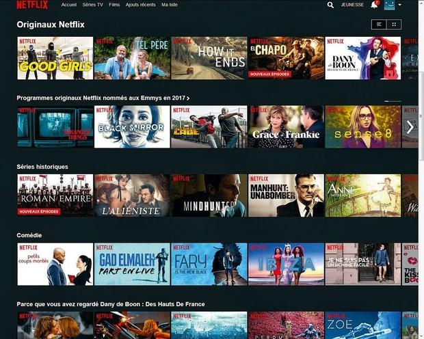 Comment Netflix a modifié notre façon de consommer les séries télévisées