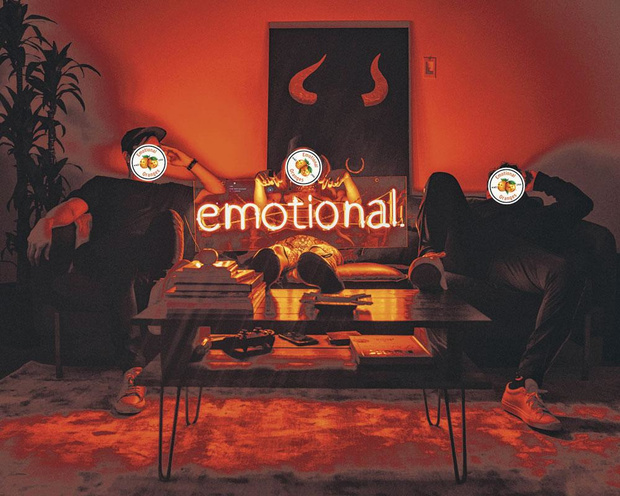 2. Emotional Oranges
