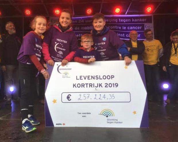 """Recordeditie voor Levensloop Kortrijk: """"We zijn de grootste van Vlaanderen!"""""""