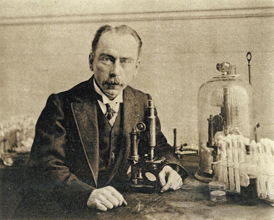 Jules Bordet : 100 ans d'un Nobel belge