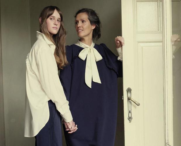 La petite garde-robe équilibrée et DIY de Veronique Branquinho pour Veritas
