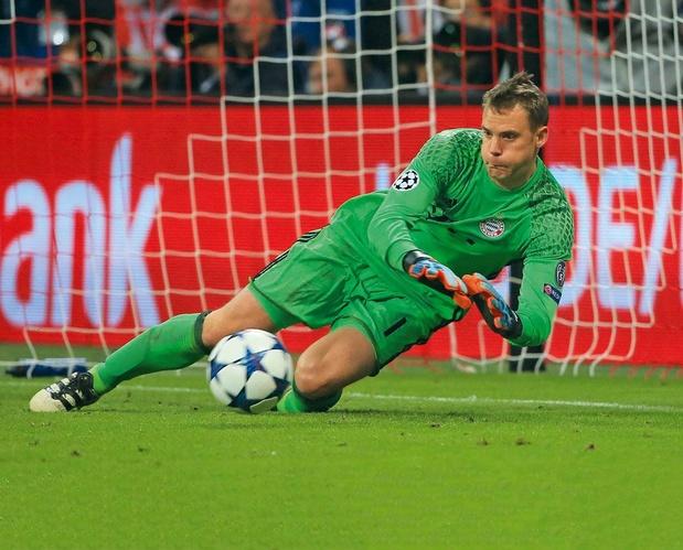 """Manuel Neuer: """"Le ballon est mon ami, pas mon ennemi"""""""