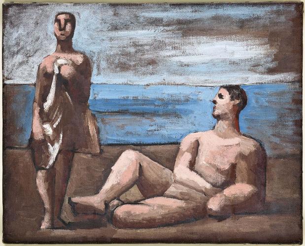 De zomer van Picasso