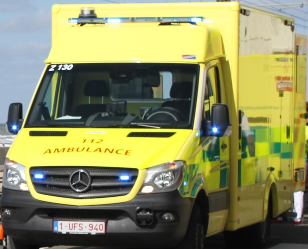 Fietser uit Oostende zwaargewond na val