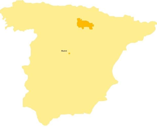 Reis naar Rioja