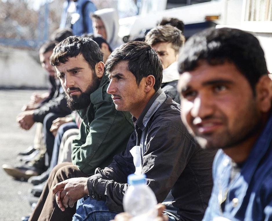 Migratie: in België komen weer meer Afghanen aan