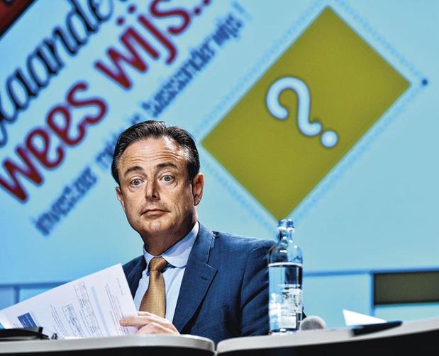 L'identité selon Bart De Wever