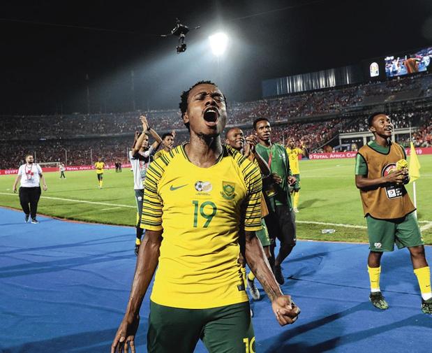 Hoe Percy Tau de Afrikaanse Champions League veroverde