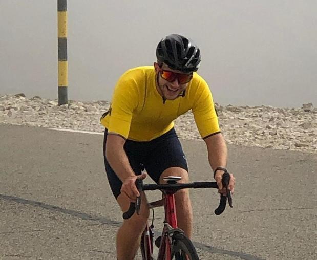 West-Vlaamse roeiers beklimmen Mont Ventoux