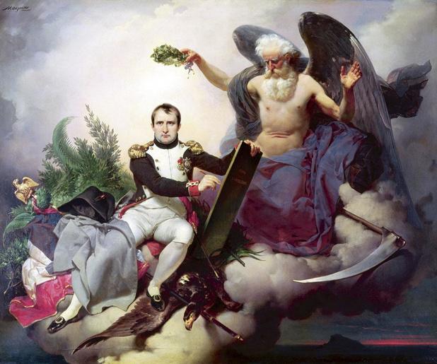 Le testament de Bonaparte
