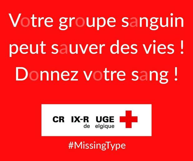 Don de sang: Campagne de sensibilisation