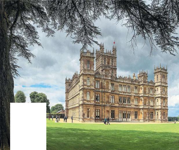 Retour à Downton Abbey